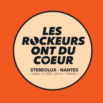 Les rockeurs ont du coeur à Stereolux 2016
