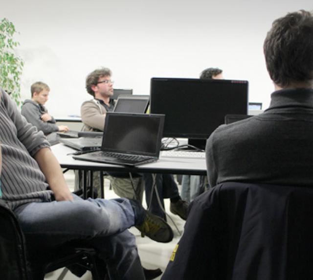 Workshop electronique